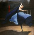 Ballet Silkscreen by Robert Heindel. at The Westcliffe Gallery, Sheringham