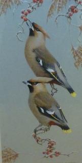 Watercolour by David Ord Kerr. Westcliffe Gallery Sheringham