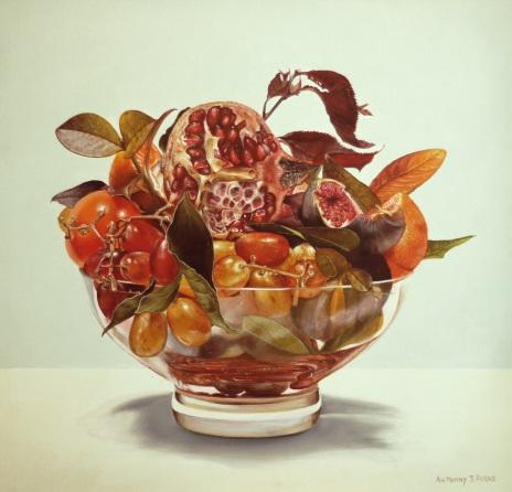 Anthony Parke Still Life. Westcliffe Gallery, Sheringham