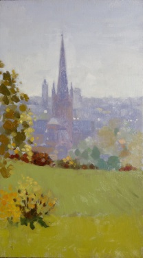 Naomi Clements Wright Norwich Landscape Westcliffe Gallery