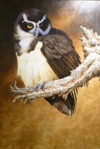Oil by David Ord Kerr. Westcliffe Gallery Sheringham