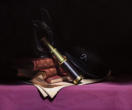 Oil by Nicholas Anderson Westcliffe Gallery Sheringham