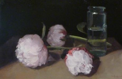 Still Life by Liz Balkwill, Westcliffe Gallery Sheringham