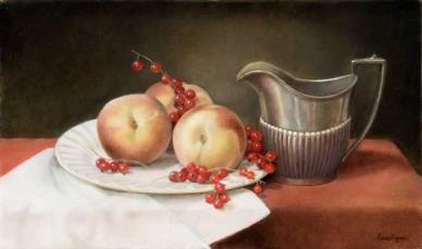 Edna Bizon Westcliffe Gallery, Sheringham