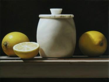 Oil by Anthony Ellis, Westcliffe Gallery Sheringham.